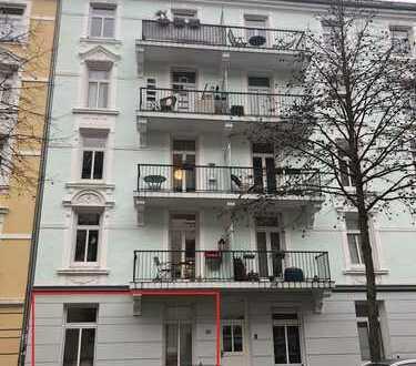 Terassenwohnung nahe Osterstraße