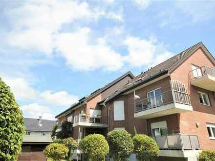 Schnuckelige, helle Wohnung mit Balkon in super Lage!
