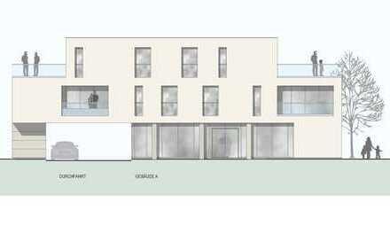 Erstbezug mit Balkon: exklusive 2-Zimmer-Wohnung in Göttingen