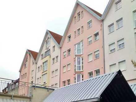 3-Zi Fussgängerzone Albstadt-Ebingen mit TG - Maisonettewohnung!