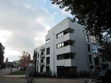 Top-Neubau 2016! 2 Zi.-Wohnung mit neuwertiger Einbauküche und Balkon!