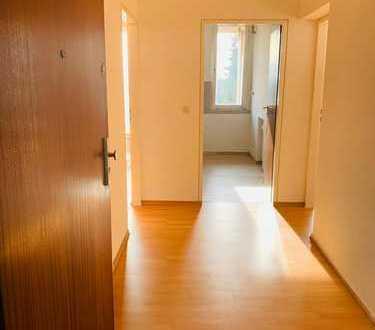 Exklusive, vollständig renovierte 2-Zimmer-Wohnung mit Balkon in Augsburg