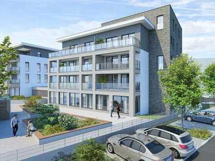 Penthaus-Maisonette-Wohnung der Superlative 5 Zimmer 2 Etagen Aufzug direkt in die Wohnung.
