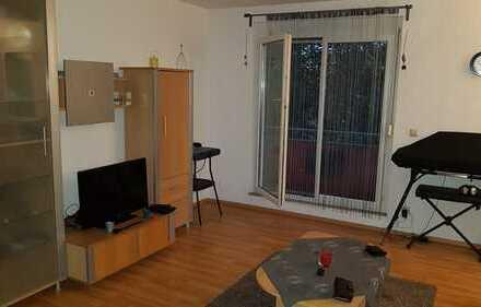 2-Zimmer-Wohnung mit Balkon und offener Küche in Ludwigsburg