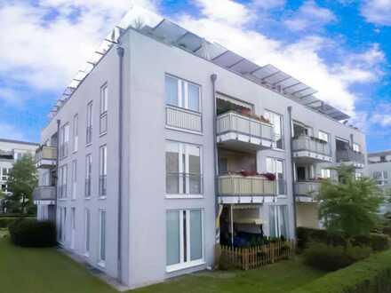 VERMIETET+++KAPITALANLAGE in moderner Stadtvilla in der Gartenstadt Französisch-Buchholz