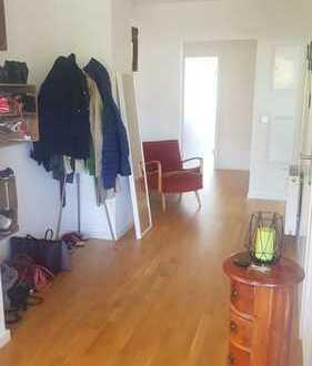 Neuwertige 3-Zimmer-Wohnung mit Balkon und Einbauküche in Greifswald