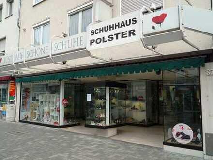 Gepflegtes Ladenlokal in 1A-Lage der Troisdorfer Fußgängerzone