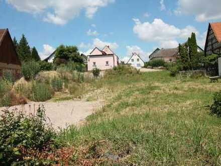 Grundstück in zentraler Lage in Schaidt