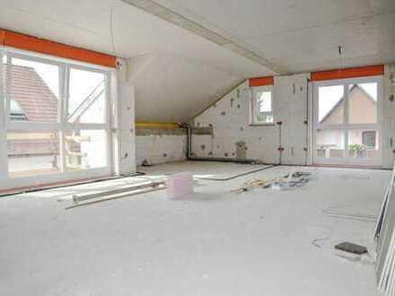 Große 3-Zimmer-Dachgeschosswohnung