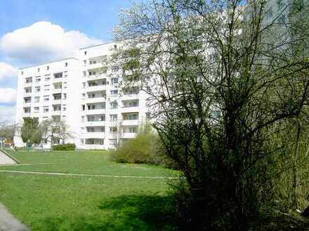 Schöne 2-Zimmerwohnung mit Balkon im Haken