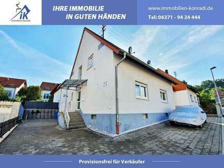 IK | Schrollbach: Vermietes Zweifamilienhaus sucht neuen Eigentümer