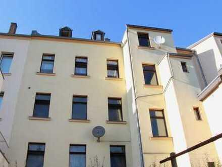Mehrfamilienhaus mit Ausbaupotential im Speckgürtel Chemnitz
