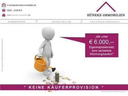 """Kapitalanlage optimal für """"Neueinsteiger""""! - provisionsfrei für Käufer"""