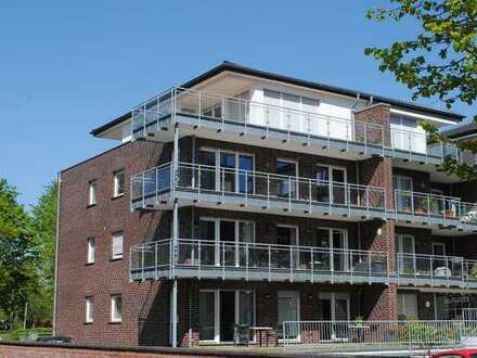Luxuriöse 3-Zimmer-Wohnung mit großer Terrasse und Rheinblick