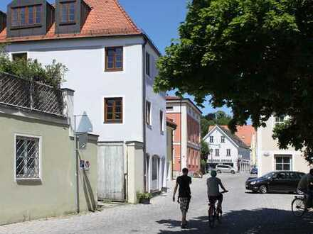 Traumhafte Maisonettewohnung mit Loftcharakter im Herzen von Freising