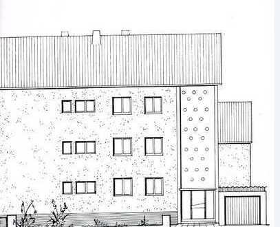 FELLBACH - Freiwerdende 4 Zimmer Whg mit Balkon und Garage