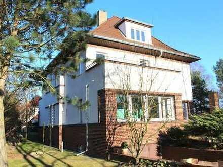 3-Zimmer-Erdgeschoss-Wohnung mit Garten, Terrasse und Wintergarten in Berlin-Rahnsdorf