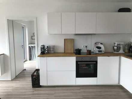 Wunderschöne 3 Zimmer Wohnung mit großer Dachterrasse in Manching *reserviert*