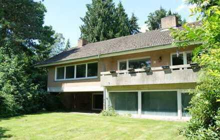 Geräumiges Haus mit sechs Zimmern und Schwimmbad in Mettingen (Kreis Steinfurt)