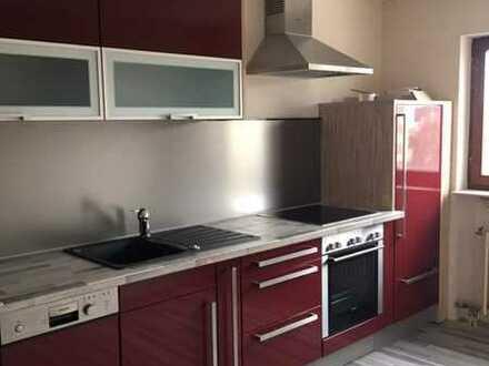 neu Renoviertes 1 Zimmer-Küche-Bad mit EBK und WaMa möbliert