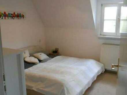 Ansprechende 3,5-Zimmer-Maisonette-Wohnung mit Balkon und Einbauküche in Telgte