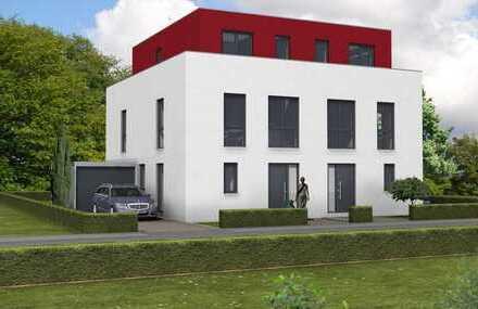 Oer-Erckenschwick geplante DHH im Bauhausstil schlüsselfertig zum Festpreis