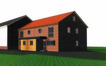 Neubau Doppelhaushälfe auf einem traumhaften Grundstück im Herzen von Havelse