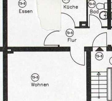 Nähe FH Maschinenbau, günstige, pfiffige Wohnung, Zimmer, offene Küche, Duschbad
