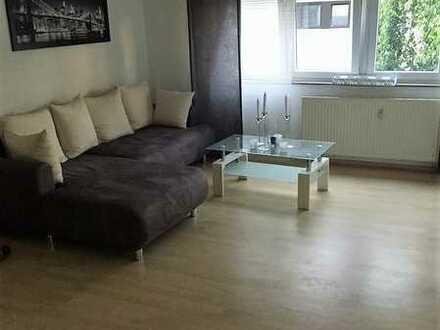 Gepflegte, voll möblierte Wohnung mit zwei Zimmern sowie Balkon und EBK in Gärtringen