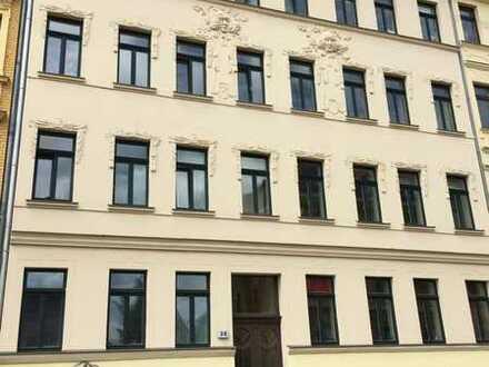 Schicke 2-RaumWohnung mit Balkon in Connewitz zu vermieten!!!