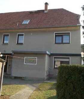 Einfamilienhaus mit großem Nebengelass in Ostritz