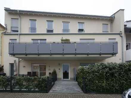 Helle 3-Zimmer Wohnung mit Terrasse