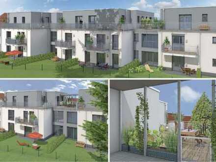 Betreutes Wohnen - Neubau in Pfinztal-Söllingen - Penthouse Wohnung