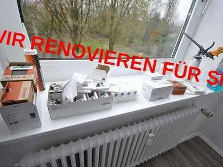 Attraktive Wohnung mit Balkon wird für Sie renoviert!
