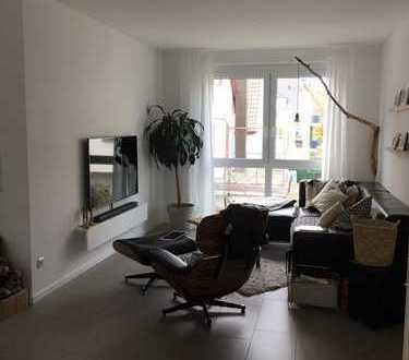 Moderne 2-Zimmer Wohnung (Neubau von 2016 / KfW 70) in ES-Berkheim