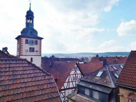 GANESHA-IMMOBILIEN...wohnen über den Dächern von Klingenberg !