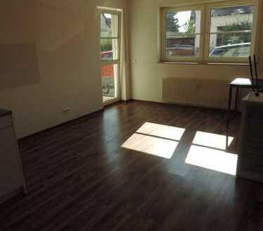 1-Zimmer Appartement mit kleinem Balkon und moderner Pantreeküche, Worms