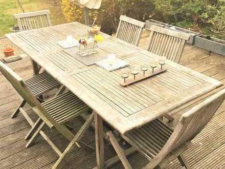 HAMMER! - Zimmer mit Garten, Gym, Sauna im Architektenhaus zu vermieten - nur für Männer