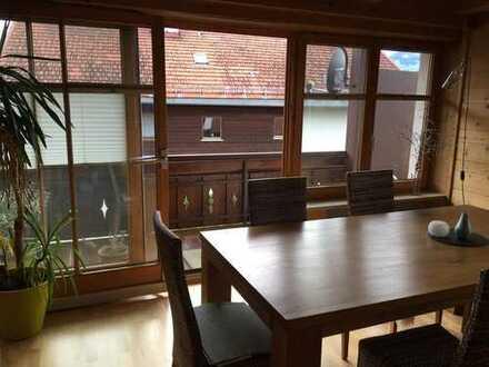 Altstädten! Traum-5-Zimmer-Maisonette-Wohnung mit Balkon in Sonthofen