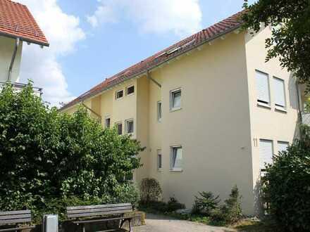 Zell u.A.: Dachwohnung: Familiengerechter Grundriss mit 4 Zimmer!!!