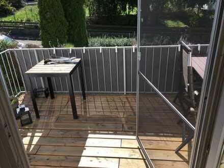 Gepflegte 2-Zimmer-Wohnung mit Balkon und EBK in Wertingen