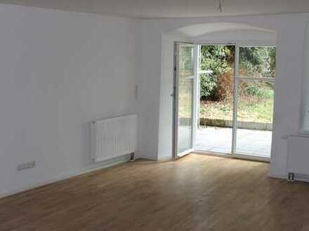 Neuwertige 2-Zimmer-Terrassenwohnung mit Einbauküche in Kempten (Allgäu)