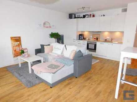 Hoch hinaus - gut geschnittene 2-Zimmer-Wohnung (5.OG) - Kiel-Altstadt