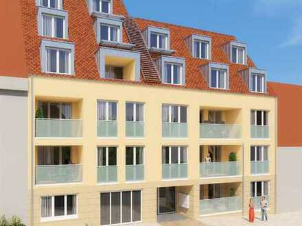 Stadtnahes Wohnen mit Komfort - Neubauprojekt mit 13 Wohneinheiten, Tiefgarage und Aufzug