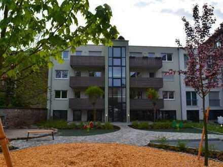 Stilvolle, neuwertige 3-Zimmer-Wohnung mit 2 Balkonen und Einbauküche in Karlsruhe