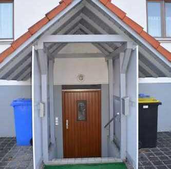 Möblierte 1-Zimmer-Wohnung mit Einbauküche in Unterhausen