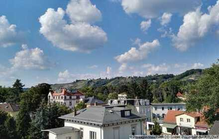 exklusive 4-Raumwohnung in zentraler Lage von Radebeul-Ost - ERSTBEZUG