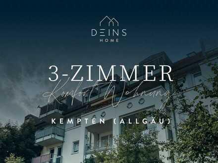 3 Zimmerwohnung Kempten - Innenstadt