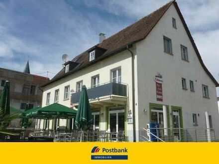 MFH mit Gewerbe - Eis/Pizza und Wohnen!