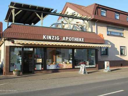 **Attraktive Ladenfläche mit Nebenflächen in 1-A-Lage in Gründau-Rothenbergen**